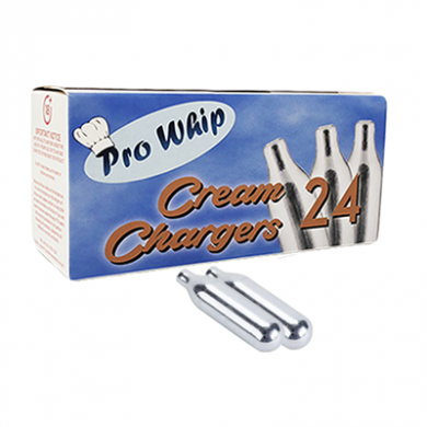 BEST PRICE: Pro Whip Cream Chargers - Pack of 2 x 24s (48 Ch