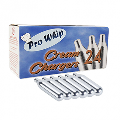 BEST PRICE: Pro Whip Cream Chargers - Pack of 6 x 24s (144 C