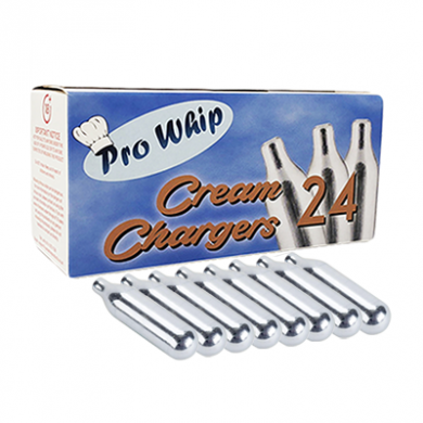 BEST PRICE: Pro Whip Cream Chargers - Pack of 8 x 24s (192 C