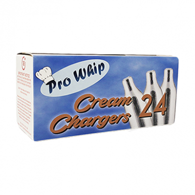 BEST PRICE: Pro Whip Cream Chargers (Pack of 24)