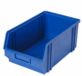 Heavy Duty Parts Bin (Medium) Dark BLUE - Used Good Condition