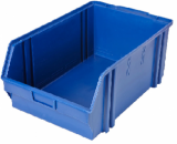 Heavy Duty Parts Bin (Large) Dark BLUE - Used Like New Condition