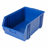 Heavy Duty Parts Bin (Large) Dark BLUE - Used Very Good Condition