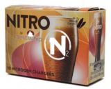 Nitrogen Chargers N2 (Box of 10) For Nitro Coffee and Nitro Beer